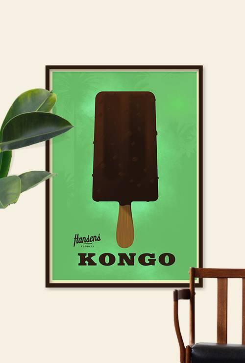 Hansen is: Kongo