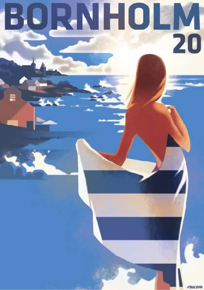 Poster Bornholm