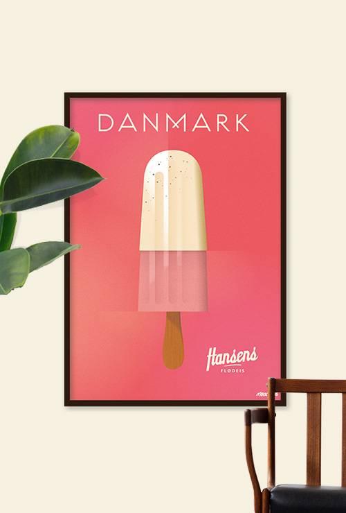 Hansens is Danmark